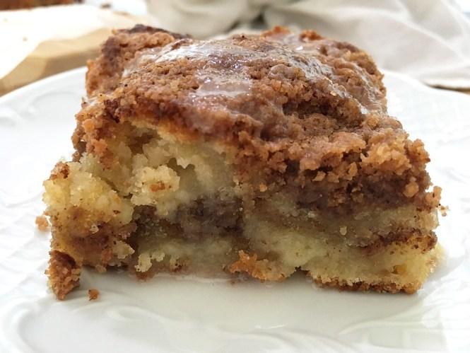 crumble cake bizcocho de manzana Bizcocho de canela