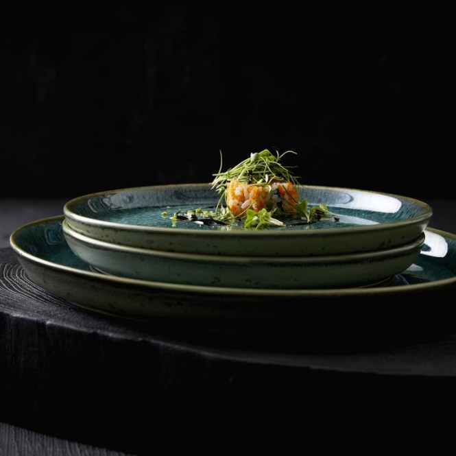 porcelana nórdica mesas nórdicas menaje nórdico la nueva cocina nórdica diseño danés Bitz - gres rústico