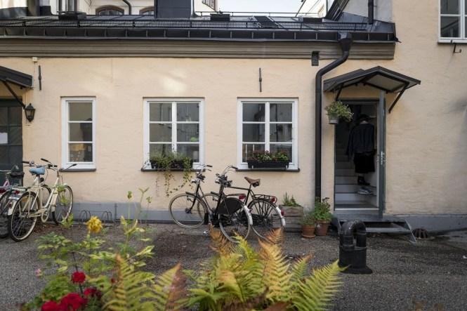 decoración sueca decoración escandinava decoración bohemia casas granja estocolmo casas eclecticas casas de artistas casas antiguas