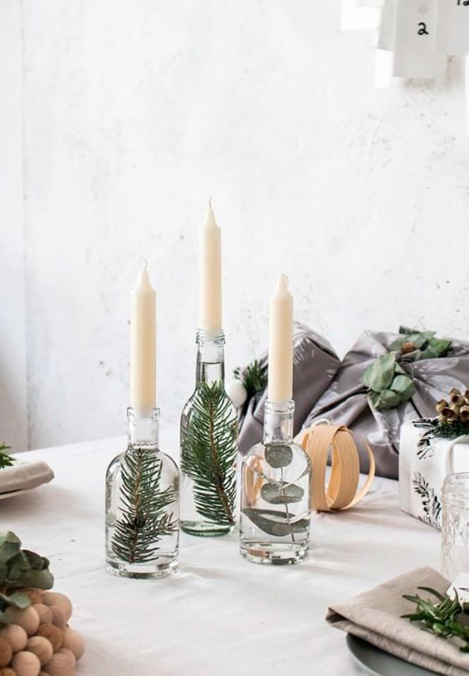 navidad decor hogar estilo escandinavo navidad decoración navideña nórdica decoración navideña moderna decoración navideña minimalista decoración navideña discreta