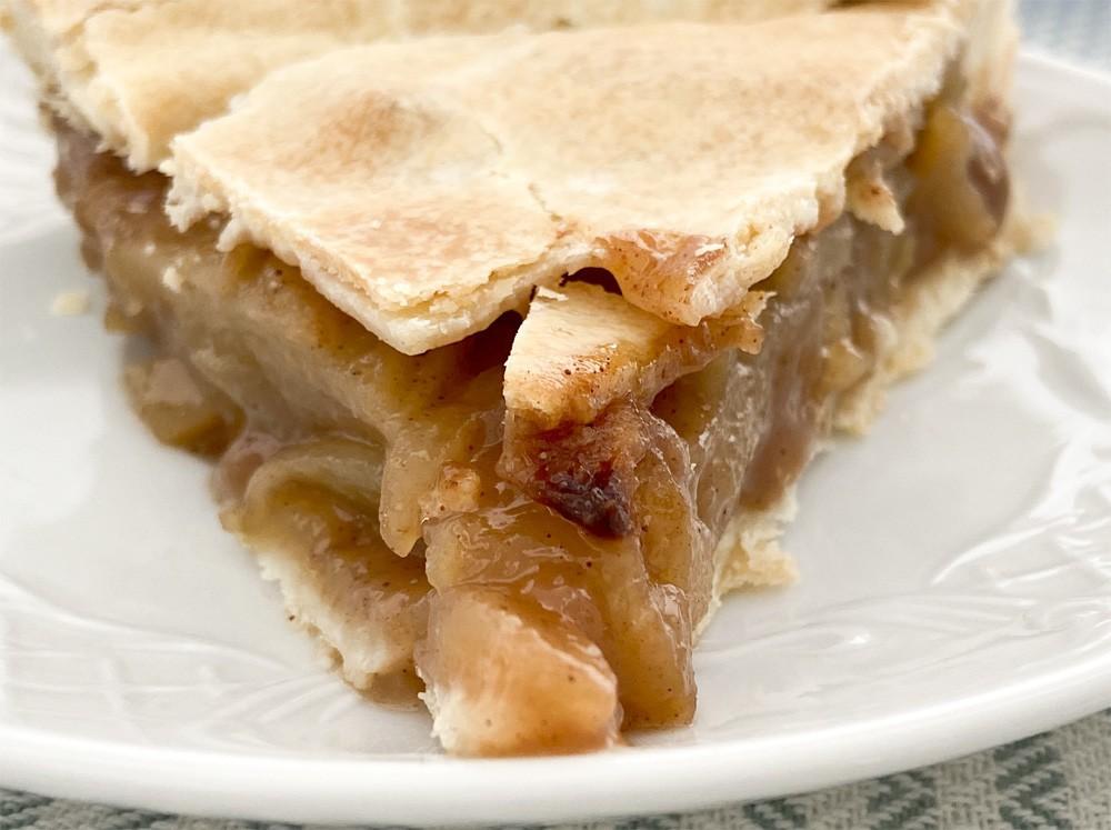 Easy Apple Pie (la tarta de manzana americana más fácil del mundo)