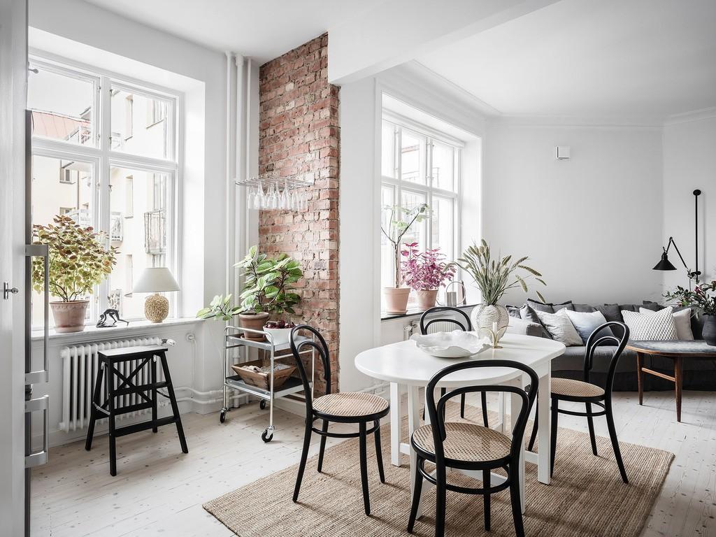 Vivir en 37 m² con mucho estilo