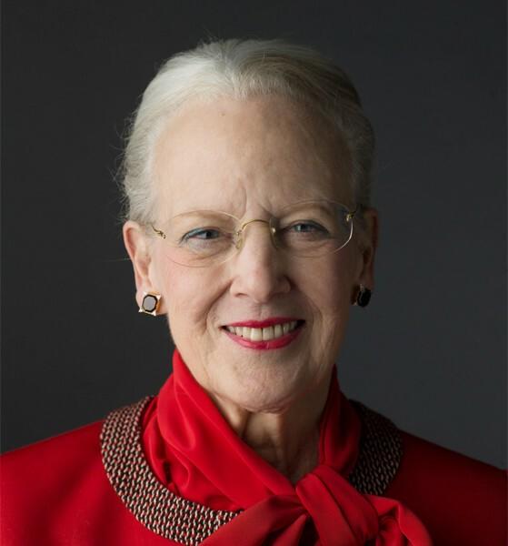 Los proveedores de la reina danesa Margarita II