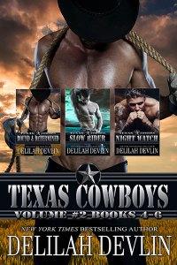 Texas Cowboys Volume 2