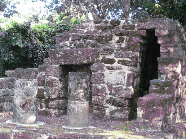 4-Mayan ruins