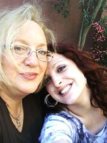 Kelly and I in New Orleans