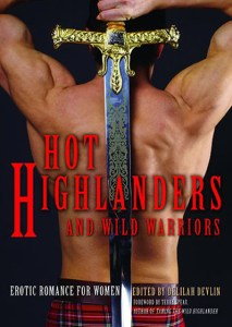 Hot Highlanders and Wild Warriors Trading Card (front)
