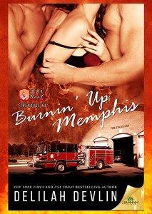 Burnin' Up Memphis Trading Card (front)