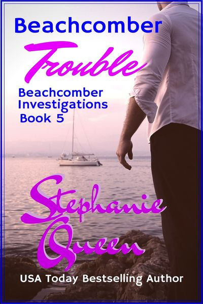 sqBeachcomber Trouble Book 5 Cover1000x1500