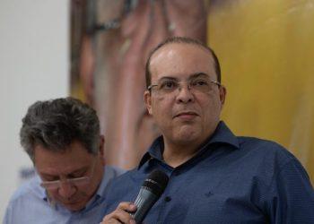 Brasília(DF), 18/08/2018 Ibanes Rocha - Encontro com moradores e lideranças em Taguatinga. Tadeu Filippelli. Local: Samambaia. Foto: Igo Estrela/Metrópoles