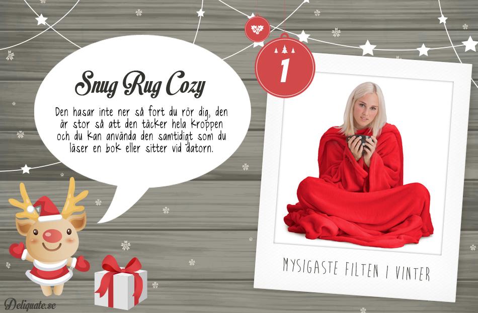Julkalender Snug Rug Cozy