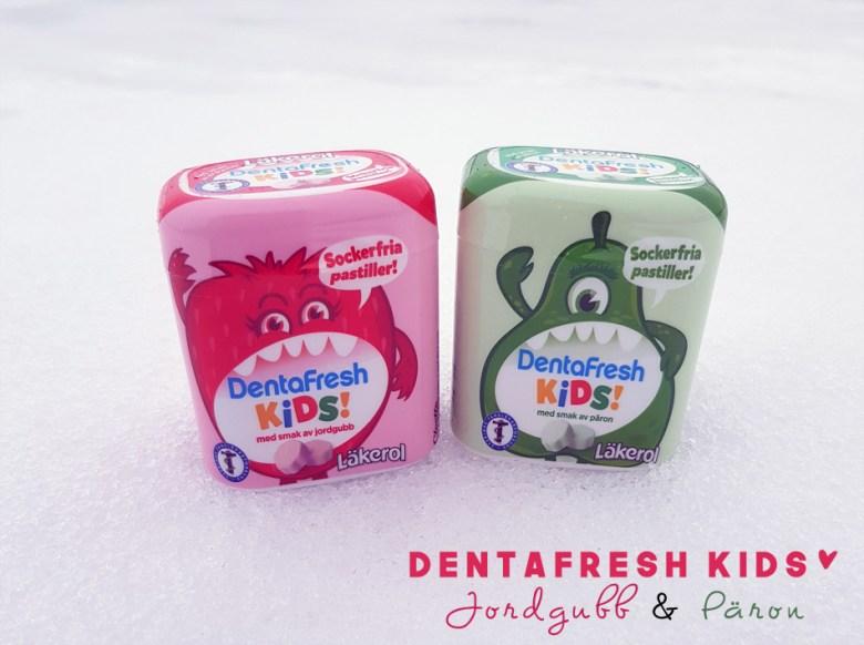 Läkerol Dentafresh Kids