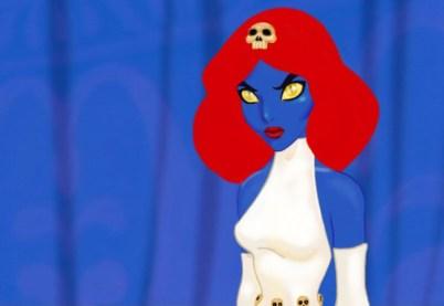 Jasmine como Mística