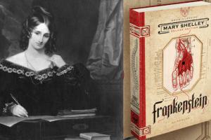 Frankenstein, Mary Shelley, Darkside Books