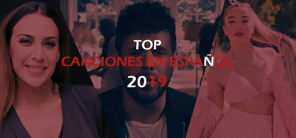 top 5 canciones español
