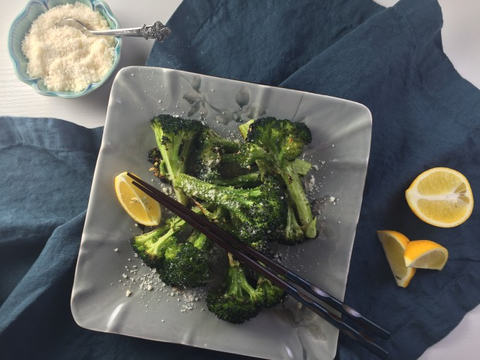 When it comes to Vegetables, Simple can be Better