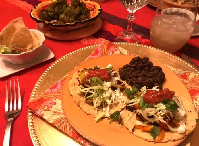 A Vegetarian Mexican Feast!