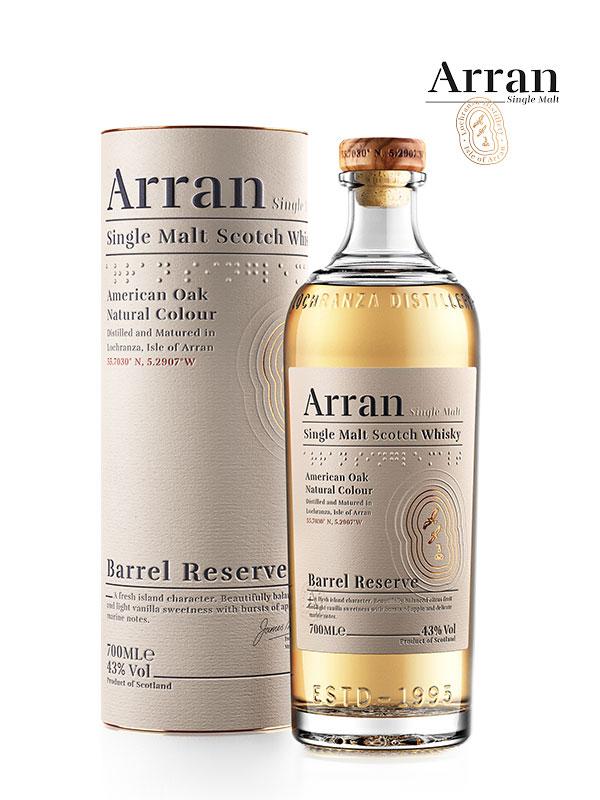 Arran Distillery Barrel Reserve