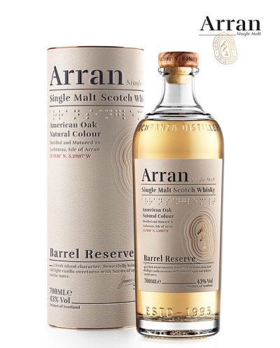 Arran Distillery Barrel Reserve