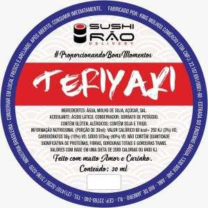 Teriyaki - Delivery Sushi Rão, o Maior do Brasil. O melhor da Comida Japonesa na sua casa!