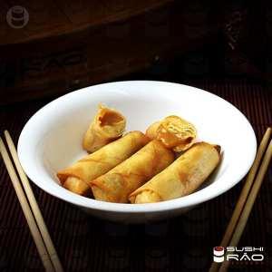 Harumaki de Doce de Leite - Delivery Sushi Rão, o Maior do Brasil. O melhor da Comida Japonesa na sua casa!