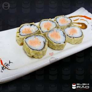 Roll Hot PHiladelphia - Delivery Sushi Rão, o Maior do Brasil. O melhor da Comida Japonesa na sua casa!