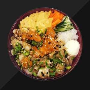 Poke Premium - Delivery Sushi Rão, o Maior do Brasil. O melhor da Comida Japonesa na sua casa!