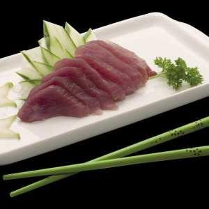 Sashimi de Atum - Delivery Sushi Rão, o Maior do Brasil. O melhor da Comida Japonesa na sua casa!