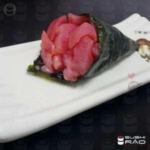 Temaki de Atum sem Arroz - Delivery Sushi Rão, o Maior do Brasil. O melhor da Comida Japonesa na sua casa!