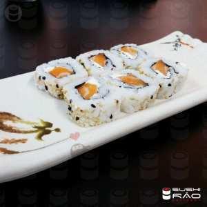 Roll Uramaki - Delivery Sushi Rão, o Maior do Brasil. O melhor da Comida Japonesa na sua casa!