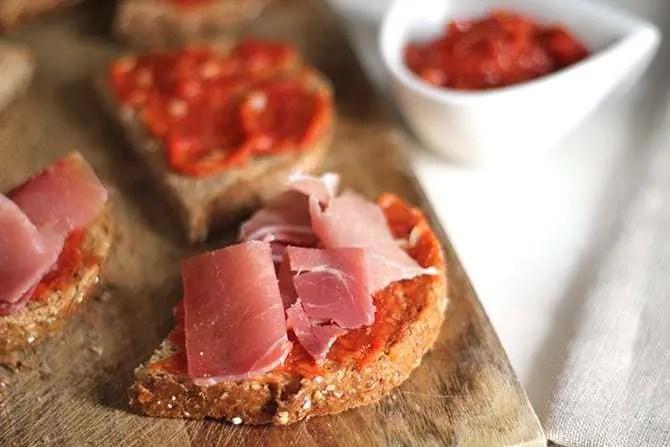 Caviar de Tomates
