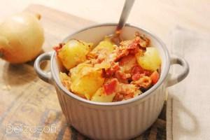 Pommes de terre «alla Pizzaiola»