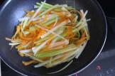 Tagliatelle de légumes