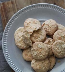 Macarons de Saint-émilion aux amandes