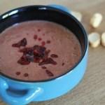 Soupe haricots rouges et chorizo
