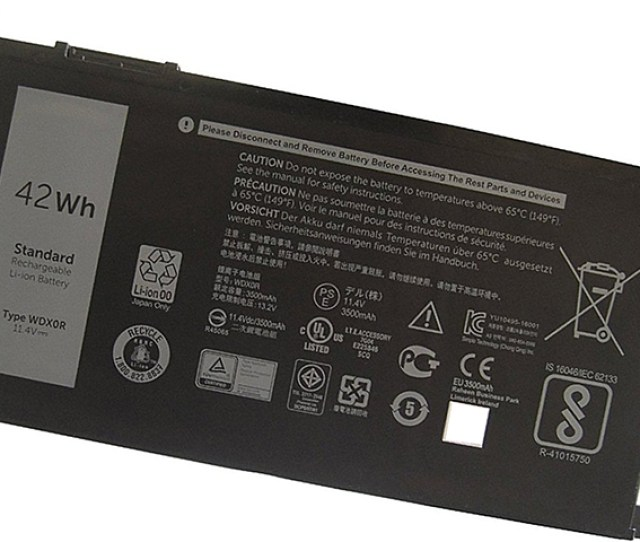 Battery For Dell Inspiron 17 5765 Laptop