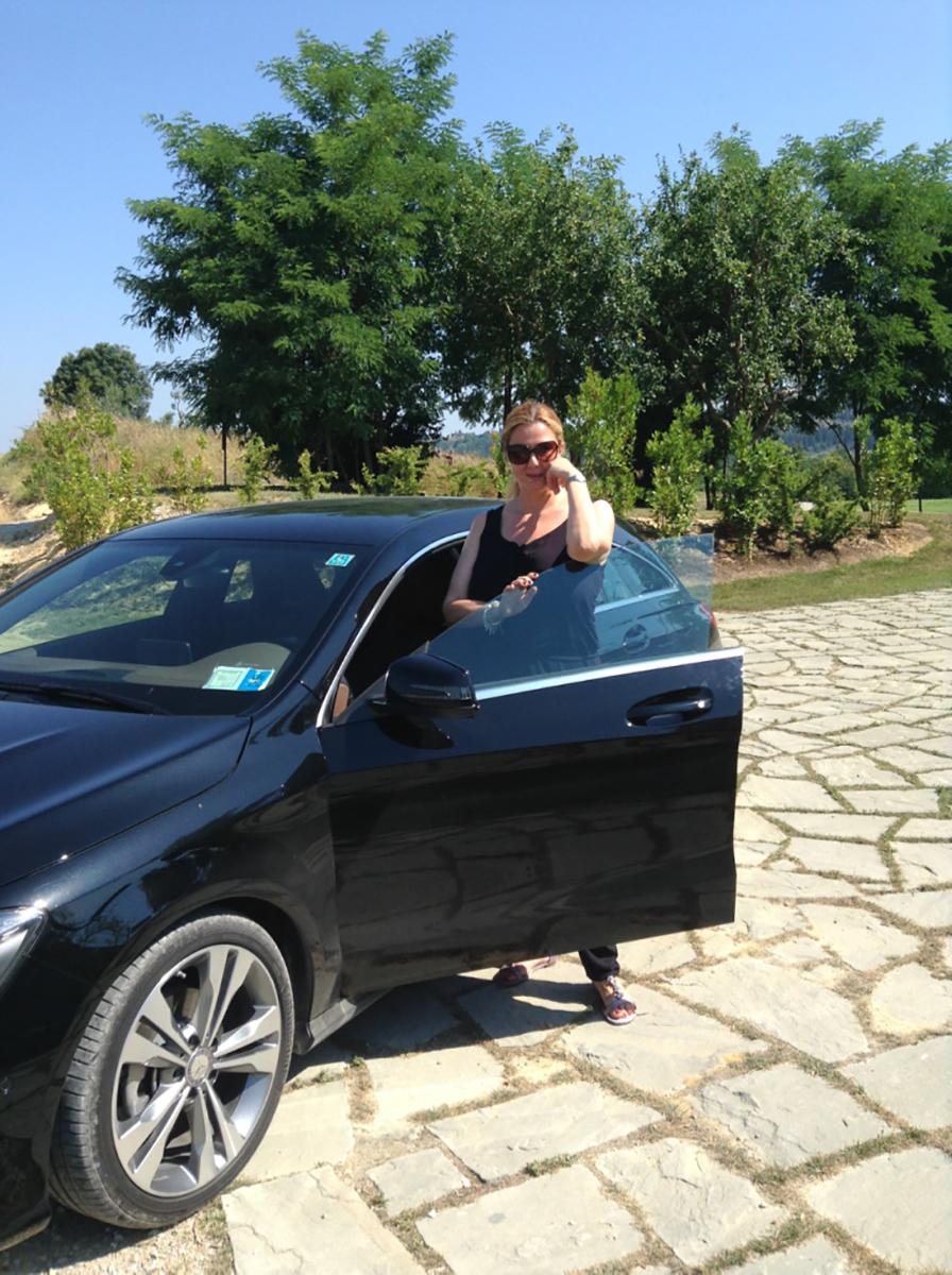 Mercedes Benz Castelfalfi