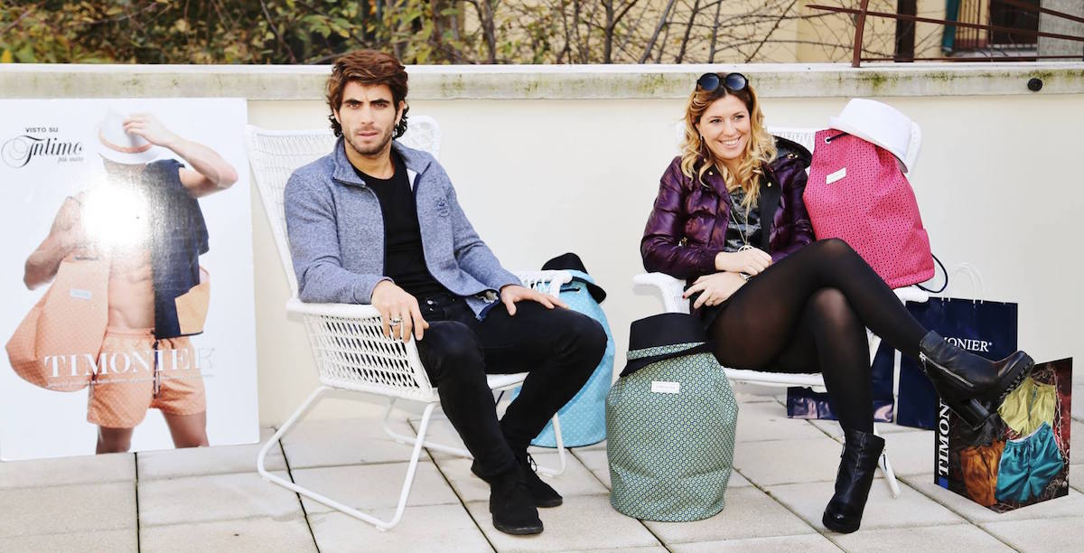 Marco Rossetti e Cristina Lodi