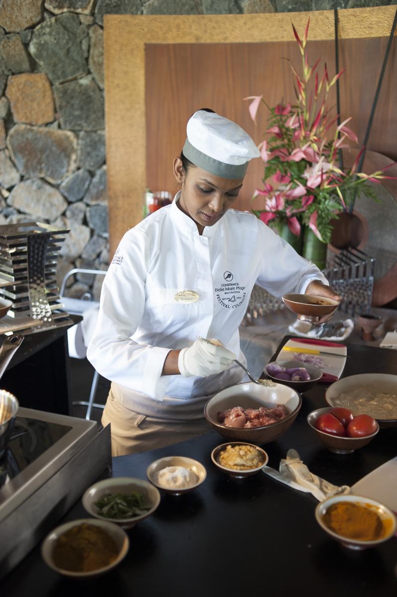 Mauritius Cooking Lesson