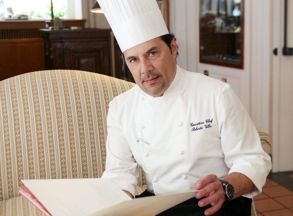 Chef Roberto Villa