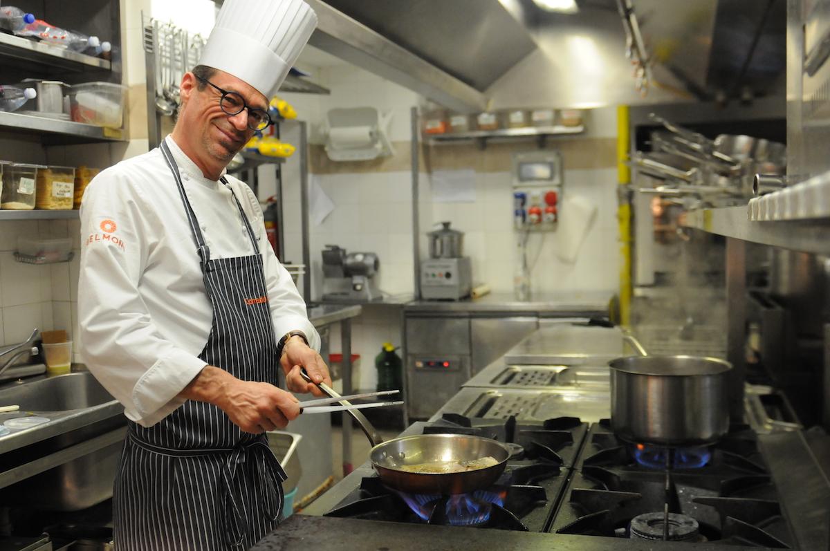 Chef Corrado Corti