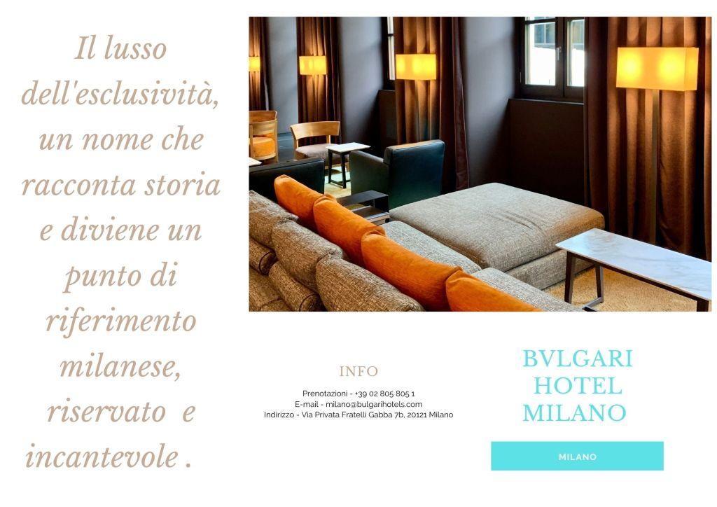 Bvlgari Hotel