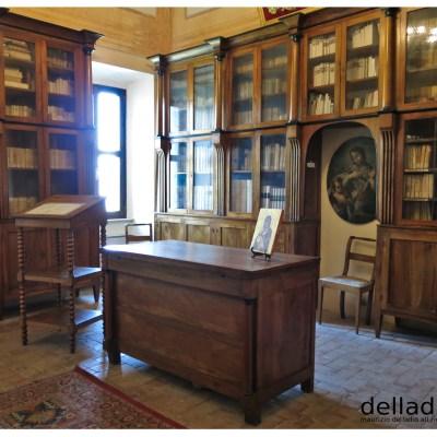 Cattedrale - La Biblioteca