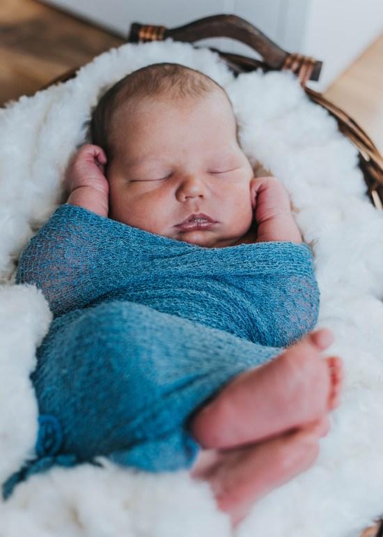 Natural light Newborn Photography