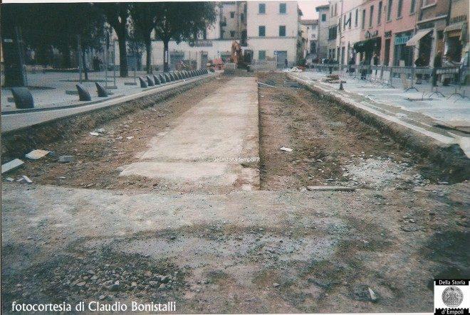 MURA PORTA FIORENTINA 1999