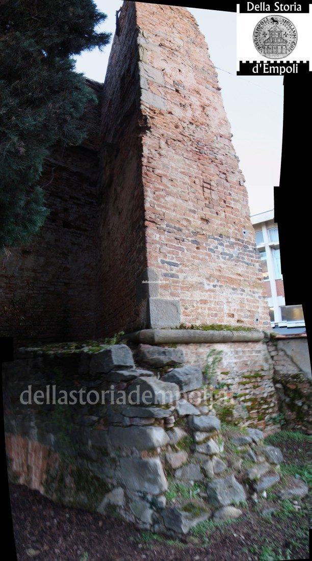 Troniera bastione sud-ovest 3