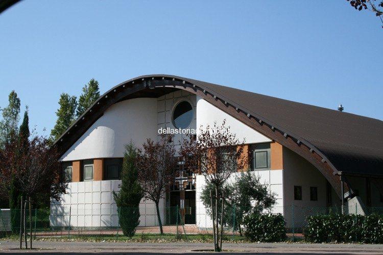 La Chiesa Dello Spirito Santo A Serravalle – Silvano Salvadori