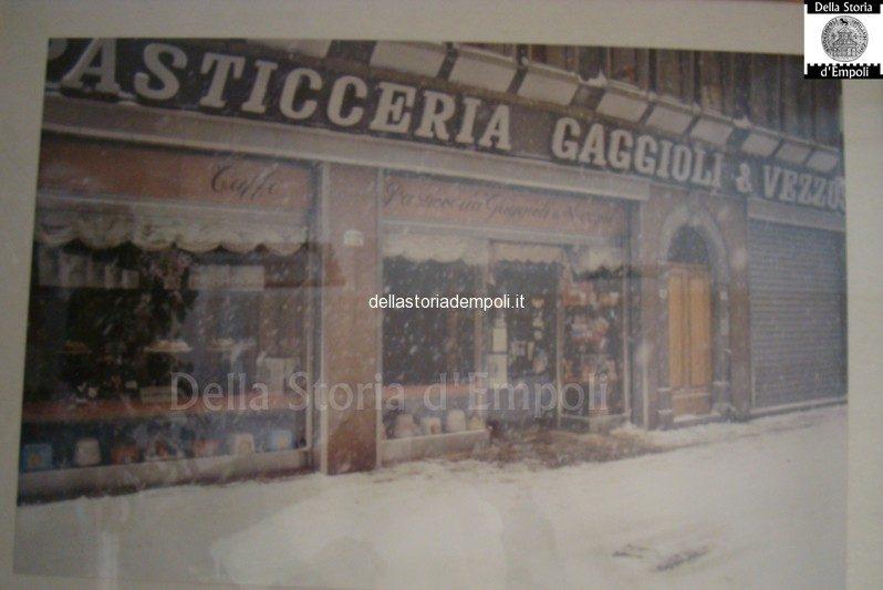 Empoli, Gaggioli E Vezzosi In Vecchie Foto Anni '80