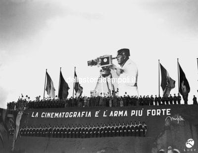 """""""Il Cinema è L'arma Più Forte"""" – Il Cinema Attraverso Il Ventennio Fascista – Di Martina Biscarini"""