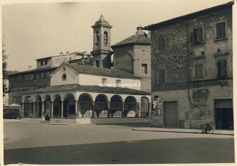 Empoli – Piazza Della Vittoria Foto D'epoca